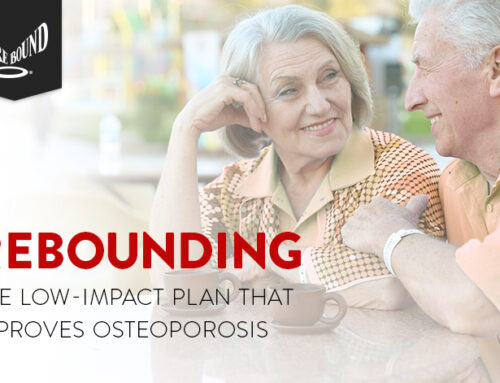 Rebounding, the Low-Impact Plan that Improves Osteoporosis
