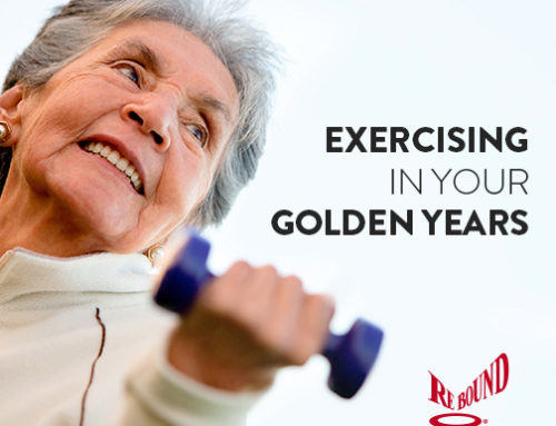 Exercising in Your Golden Years