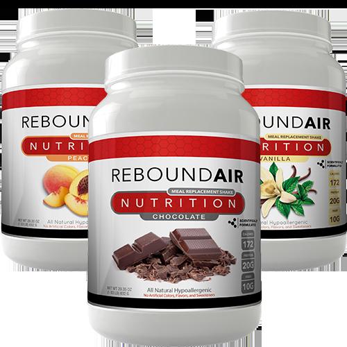 Reboundair Youtube: REBOUNDAIR Meal Replacement